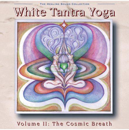 White Tantra Yoga Vol II - CD av blandade artister