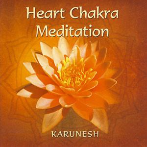 Heart Chakra Meditation  - CD av Karunesh