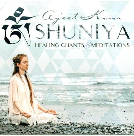 Shuniya CD+book set