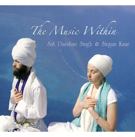 The Music Within - CD av Sirgun Kaur