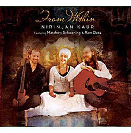 From Within - CD av Nirinjan Kaur