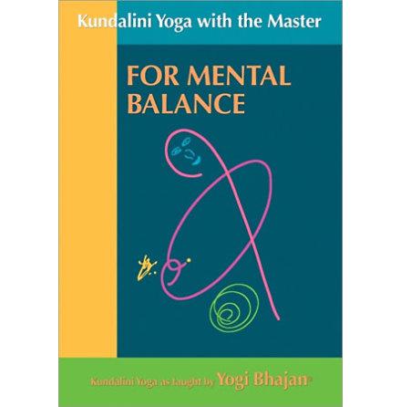 For Mental Balance - Yogi Bhajan DVD