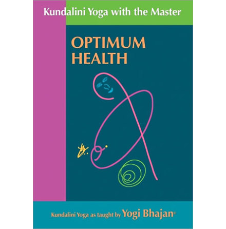 Optmum Health - Yogi Bhajan DVD