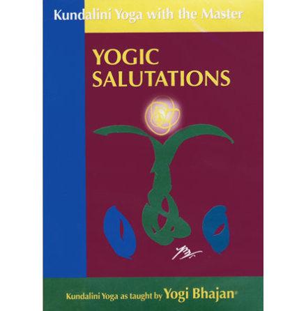 Yogic Salutations - Yogi Bhajan DVD