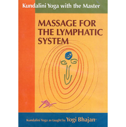 Massage for the Lymphatic System - Yogi Bhajan DVD