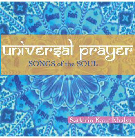 Universal Prayer - CD av SatKirin Kaur