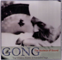 Gong, The Nucleus of Sound - CD av Yogi Bhajan