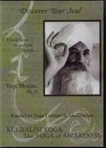 Discover Your Soul - DVD av Yogi Bhajan