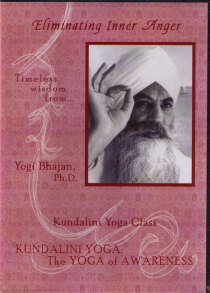 Eliminating Inner Anger - DVD av Yogi Bhajan