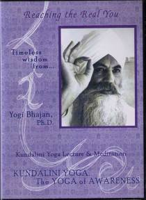 Reaching The Real You - DVD av Yogi Bhajan