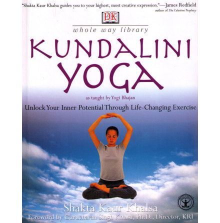 Kundalini Yyoga - Unlock Your Inner Potential, av Shakta Kaur