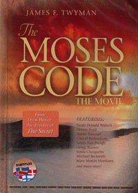 Moses Code - The movie,  DVD James F. Twyman