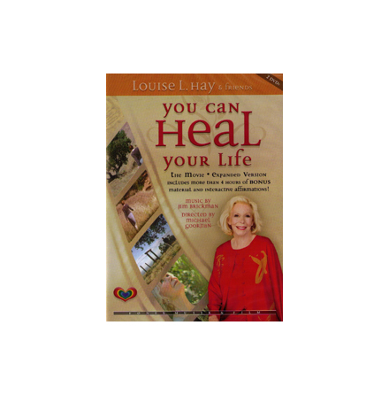 You can heal your life - dubbel DVD