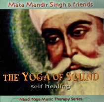 Self Healing - CD av Mata Mandir Singh & Friends