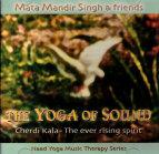 Cherdi Kala, The Ever Rising Spirit - CD av Mata Mandir S.