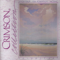 Crimson Vol 6 & 7 - CD av Singh Kaur & Kim Robertson