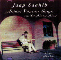 Jaap Saahib  - CD av Antion Vikram