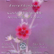 Every Heartbeat and God Is Within Me - CD av Nirinjan Kaur