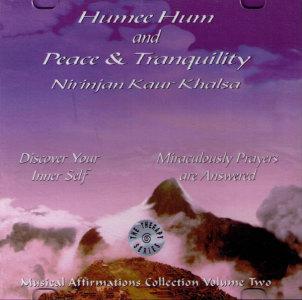 Humee Hum and Peace & Tranquility - CD av Nirinjan Kaur