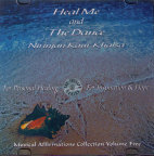 Heal Me, The Dance - CD av Nirinjan Kaur