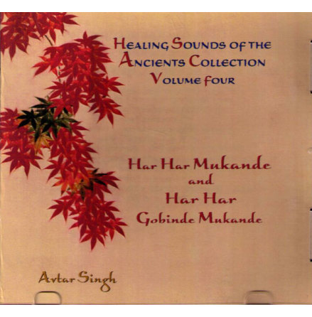 Har Har Mukande, Gobinde Mukande - CD av Avtar Singh