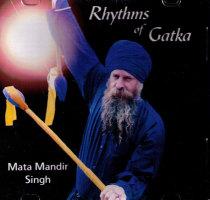 Rhytms of Gatka - CD av Mata Mandir Singh