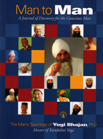 Man to Man - The Men's Teachings av Yogi Bhajan