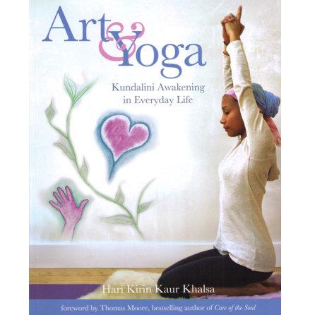 Art & Yoga- bok av Hari Kirin Kaur Khalsa