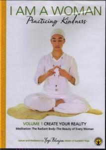 I am a Woman practicing kindness - vol 1, DVD