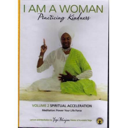 I am a Woman practicing kindness - vol 2, DVD