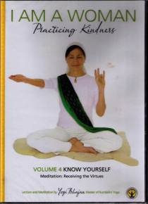 I am a woman practicing kindness - vol 4, DVD