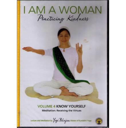 I am a woman practicing kindness - vol 4, DVD
