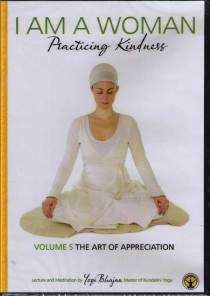 I am a woman practicing kindness - vol 5, DVD
