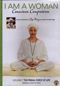 I am a woman, Conscious Compasion - vol 7, DVD