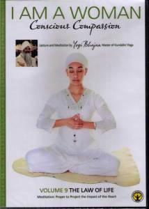 I am a woman, Conscious Compassion - vol 9, DVD