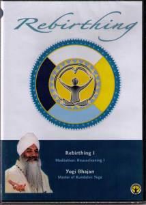 Rebirthing Vol 1, DVD