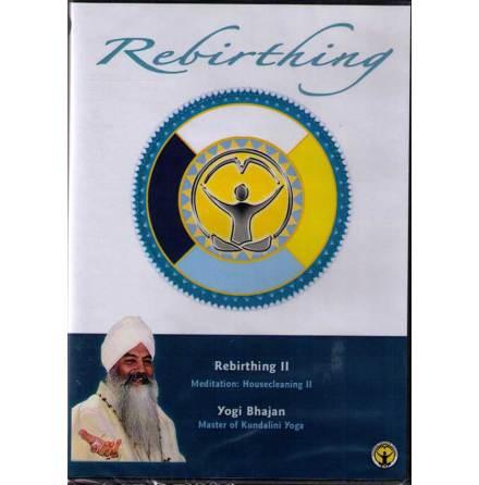 Rebirthing Vol 2, DVD