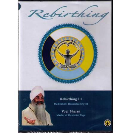 Rebirthing Vol 3, DVD