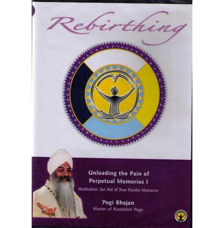 Rebirthing Vol 5 - Unloading your Pain & Fear 1, DVD