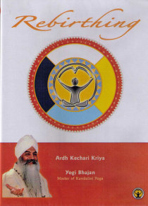 Rebirthing Vol 10 - Ardh Kechari Kriya, DVD