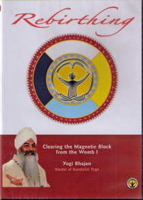 Rebirthing Vol 15 - Clearing the Magnetic Block from the Womb 1, DVD