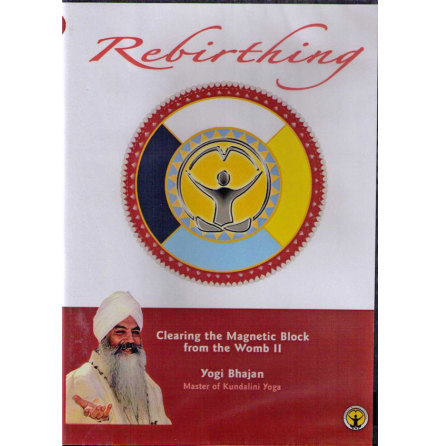Rebirthing Vol 16 - Clearing the Magnetic Block from the Womb 2, DVD
