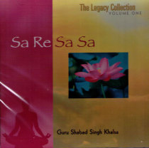 Sa Re Sa Sa - CD av Guru Shabad Singh