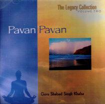 Pavan Pavan - CD av Guru Shabad Singh
