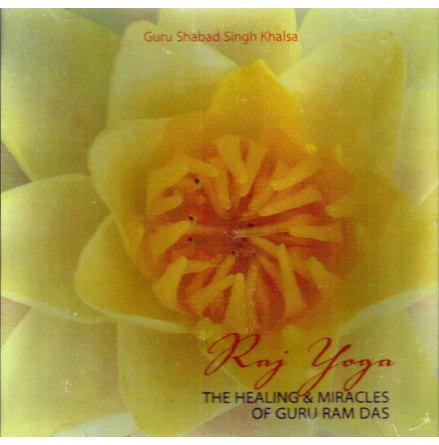 Raj Yoga - CD av Guru Shabad Singh