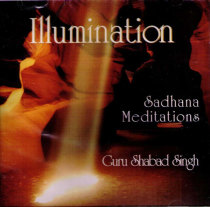 Illumination Sadhana Meditations- CD Guru Shabad Singh
