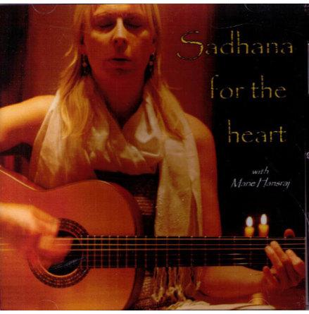 Sadhana for the heart - CD av Marie Hansraj