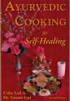 Ayurvedic Cooking for Self-Healing- bok av Usha & Dr Vasant Lad