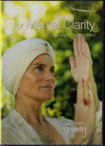 Kundalini Yoga for Mental Clarity - DVD med Gurutej Kaur
