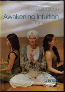 Awakening Intuition for Women - DVD med Gurutej